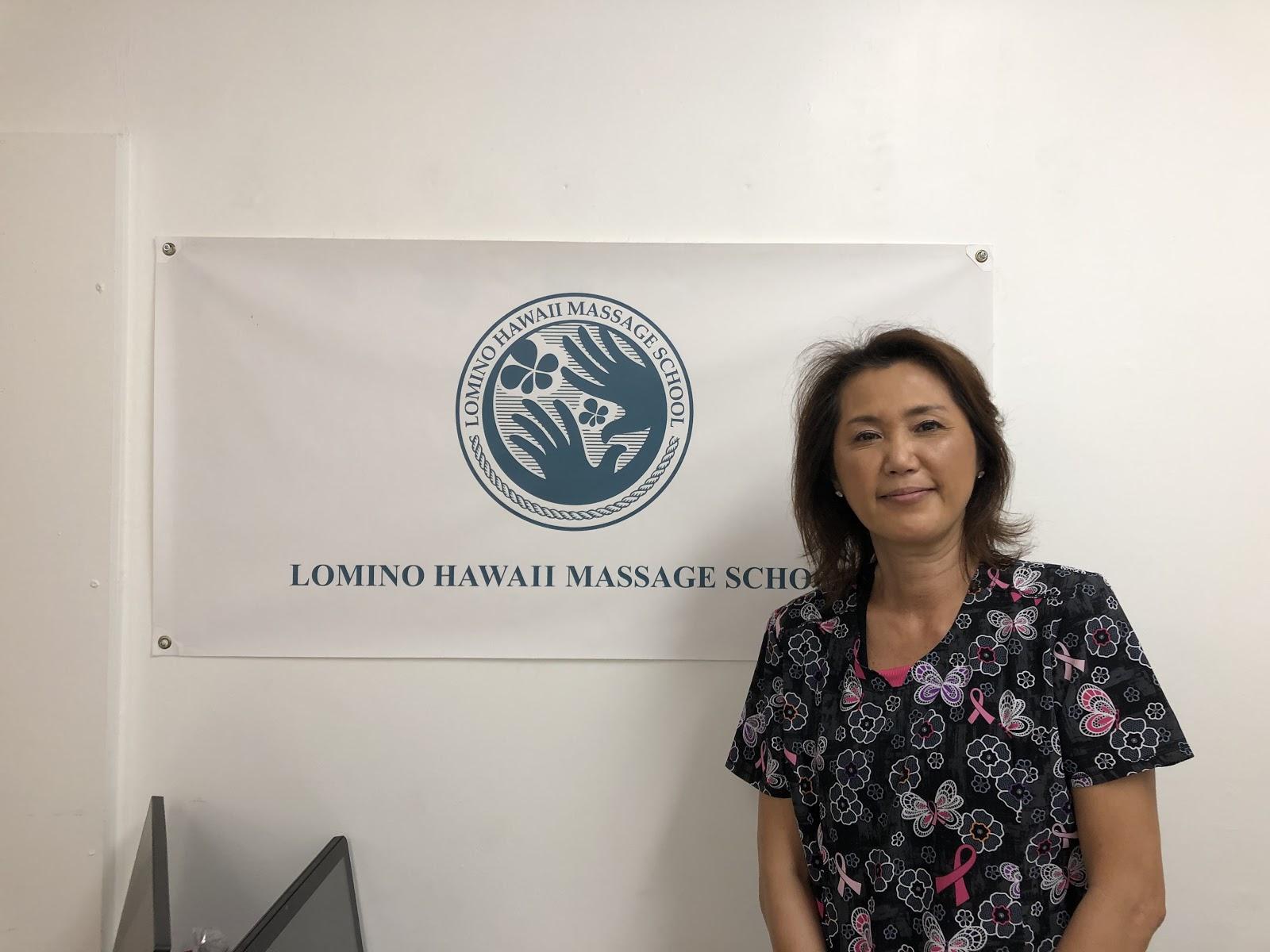大好きなハワイで人生のリスタート!ロミロミの勉強とハワイ生活を堪能しながら楽しく留学しています!